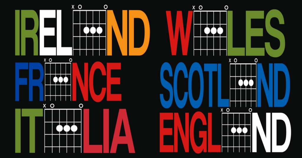 Guitar Chords Design